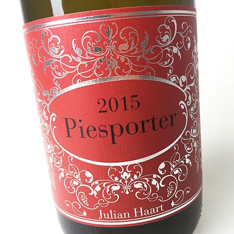 2015 Haart, Julian Riesling Piesporter 750 ml