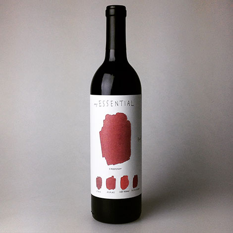 2013 My Essential Wine Co Red California Appellation 750 ml
