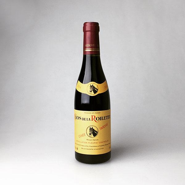 2014 Roilette Fleurie Cuvee Tardive 375 ml