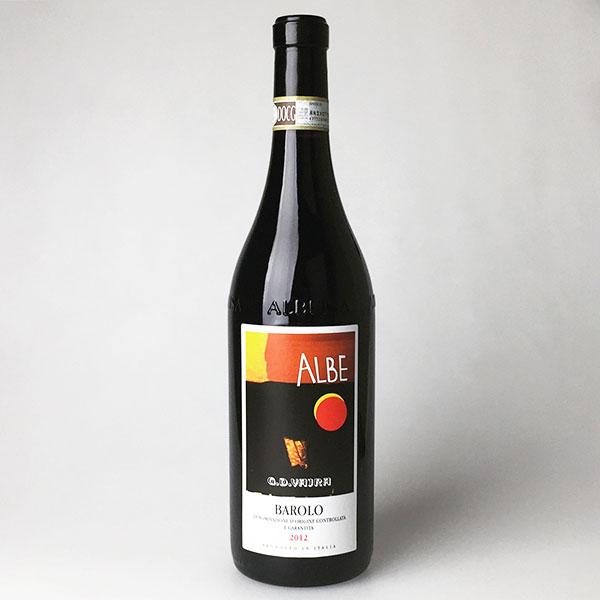2012 Vajra, G.D. Barolo Albe 750 ml