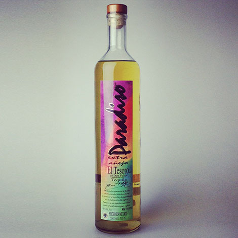 El Tesoro Tequila Paradiso 750 ml
