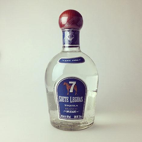 Siete Leguas Tequila Blanco 750 ml