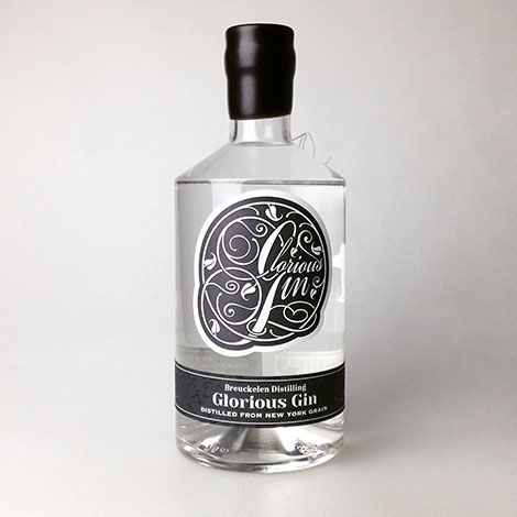 Breuckelen Distilling Co. Glorious Gin 750 ml