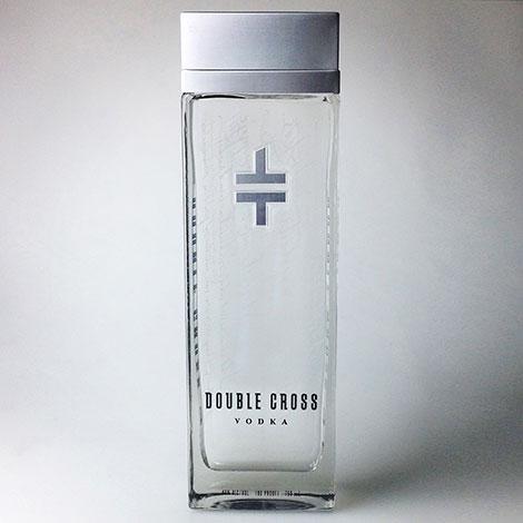 Double Cross Luxury Vodka 750 ml