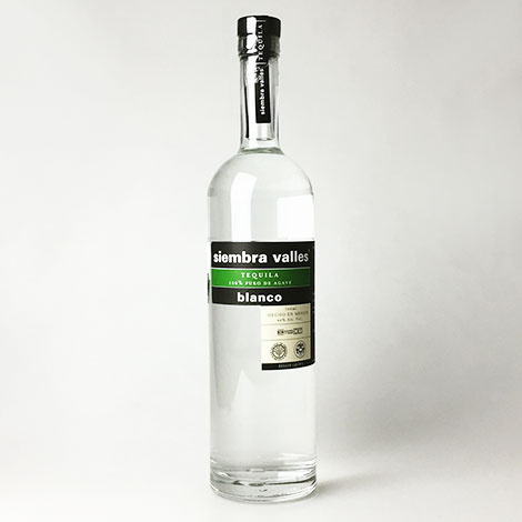 Siembra Valles Tequila Blanco 750 ml