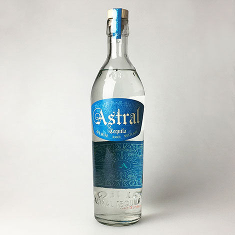 Astral Tequila Blanco 750 ml