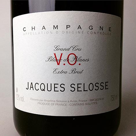 NV Selosse Version Originale 750 ml