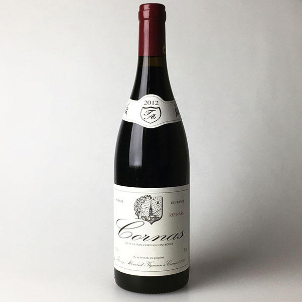 2012 Allemand Cornas Reynard 750 ml