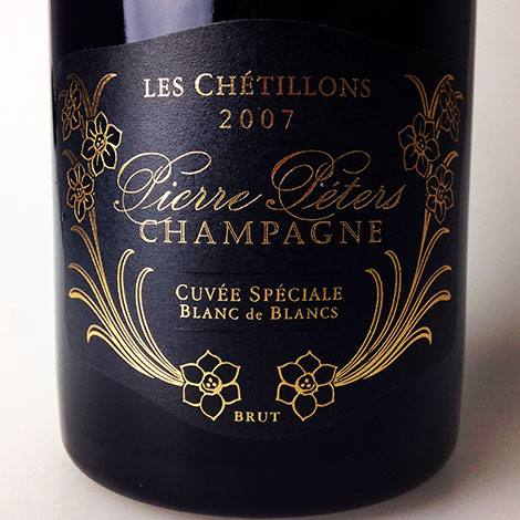 2007 Peters, Pierre Champagne Cuvee Speciale Les Chetillons 750 ml