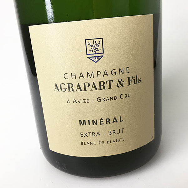 2008 Agrapart Mineral Blancs de Blancs Grand Cru 750 ml