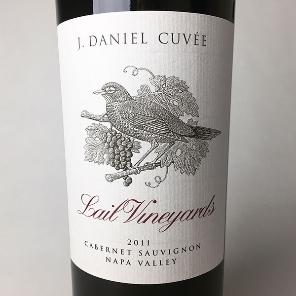 2011 Lail Vineyards Cabernet Sauvignon J. Daniel Cuvee 750 ml