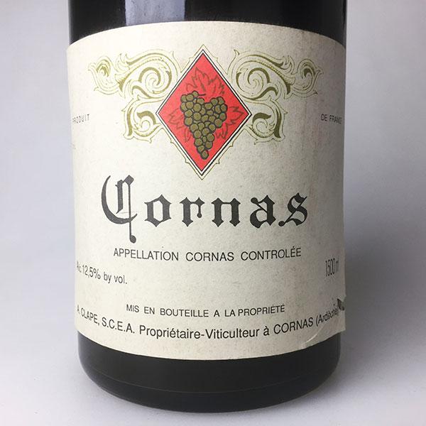 1988 Clape Cornas 1.5 L