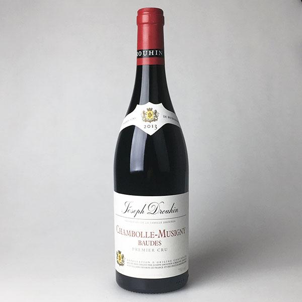 2013 Drouhin Chambolle-Musigny 1er Cru Les Baudes 750 ml