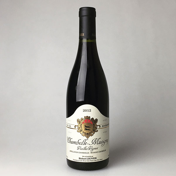 2012 Lignier, Hubert Chambolle-Musigny Vieilles Vignes 750 ml