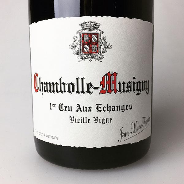 2013 Fourrier Chambolle-Musigny 1er Cru Aux Echanges 750 ml