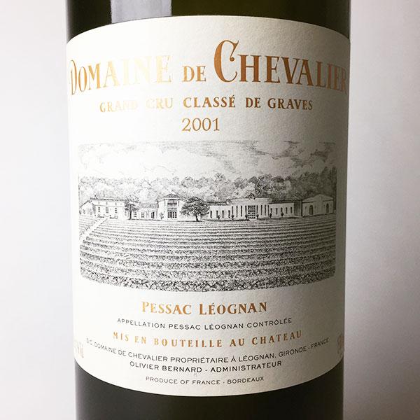 2001 Domaine de Chevalier Blanc 1.5 L