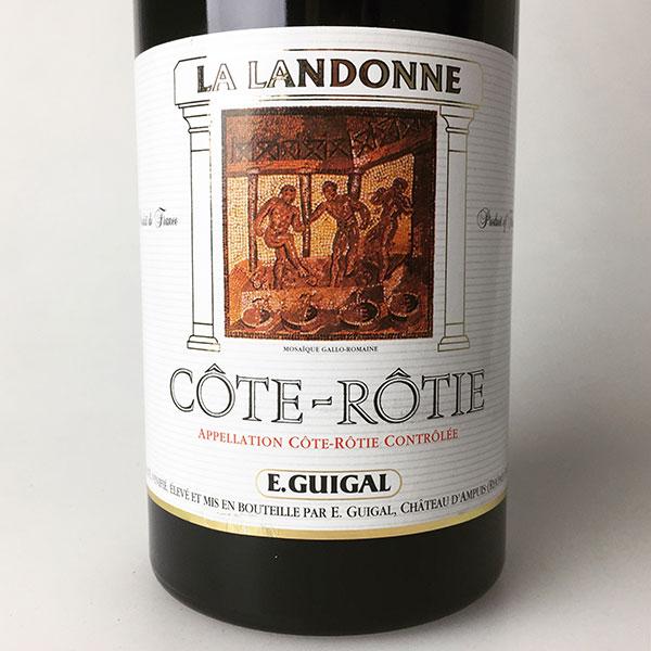 2012 Guigal Cote Rotie La Landonne 750 ml