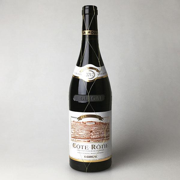 2012 Guigal Cote Rotie La Mouline 750 ml