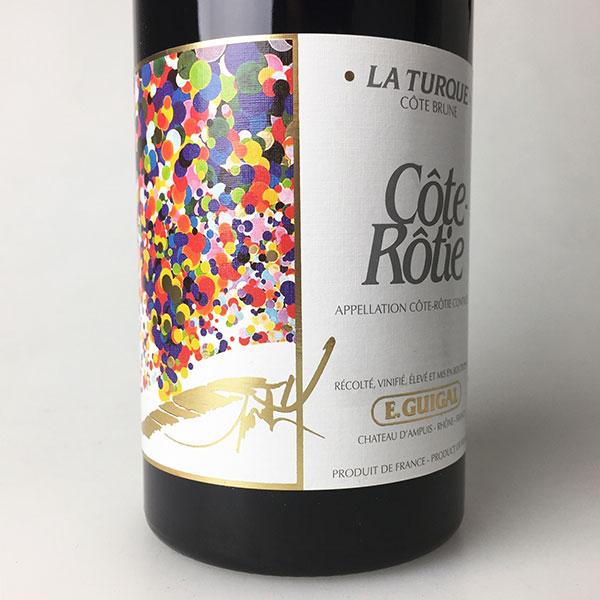 2012 Guigal Cote Rotie La Turque 750 ml