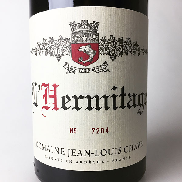 2013 Chave Hermitage Rouge 750 ml