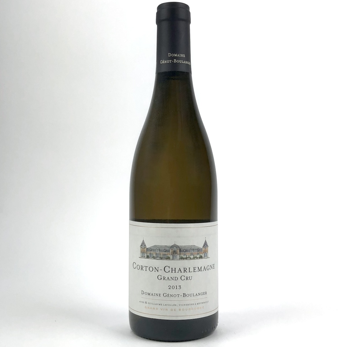 2013 Genot-Boulanger Corton Charlemagne 750 ml