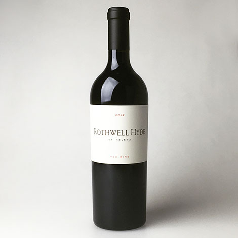 2012 Abreu Rothwell Hyde 750 ml