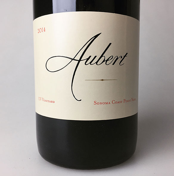 2014 Aubert Pinot Noir UV Vineyard 750 ml
