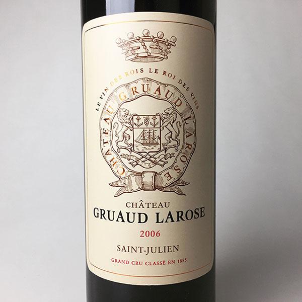 2006 Chateau Gruaud Larose 750 ml