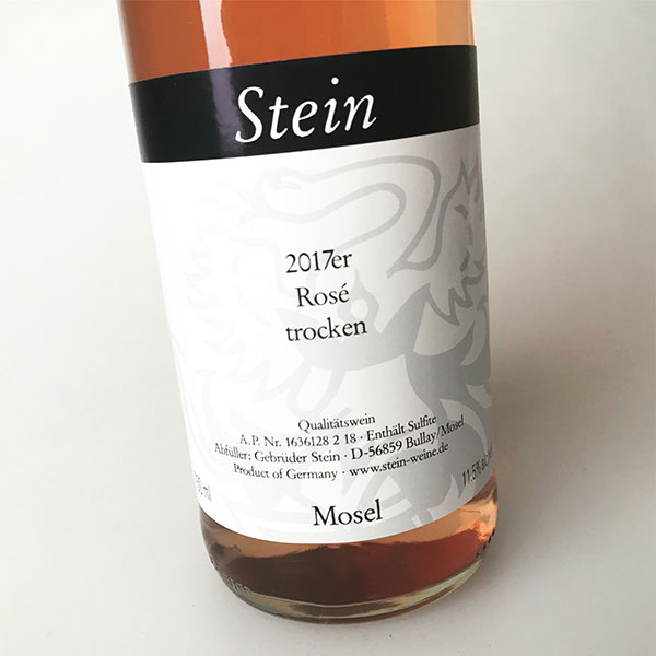 The Rosé Experience of the Summer 2017 Stein Rosé | Crush