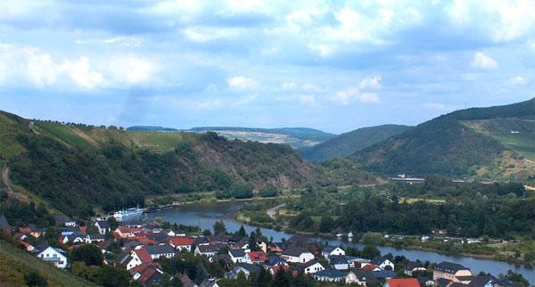 Schonfels von Saarburg