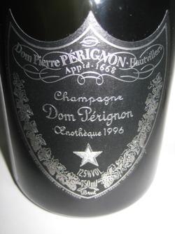 1996 Dom Perignon Oenoteque