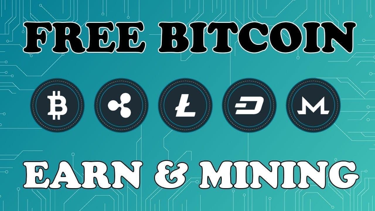 Free Bitcoin Mining Daily Earn Money Earn Bitcoin Earn -