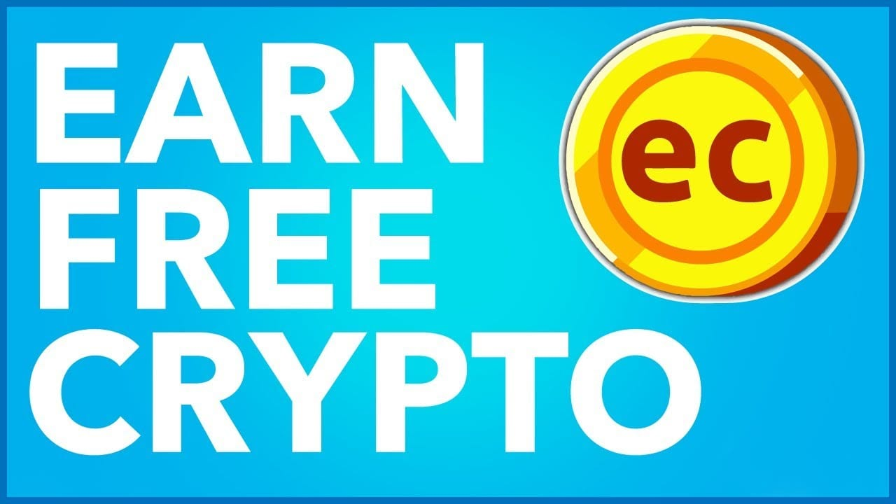 EARN FREE CRYPTOCURRENCY! No mining, No faucets! | Crypto