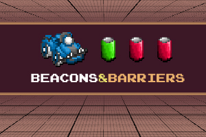 Beacons & Barriers competition image