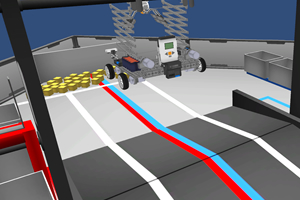 FTC Block Party - Driver Skills 2013-14: Test your driving skills with Block Party.