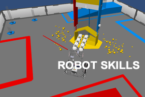FTC Cascade Effect - Robot Skills 2014-15: Test your driving skills with Cascade Effect.