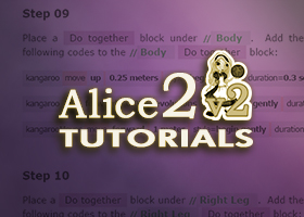 Alice_2_tutorials