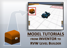 portal for Inventor Tutorials