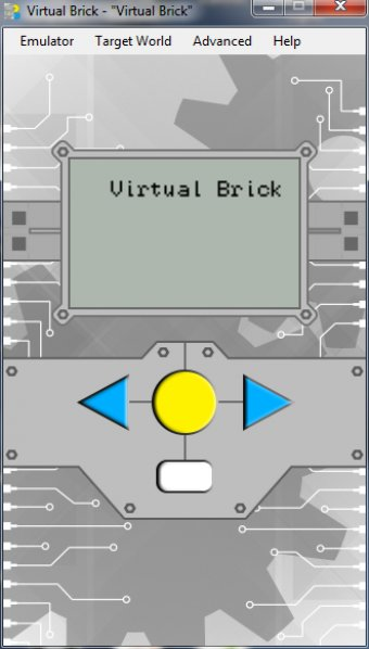 Virtual-brick