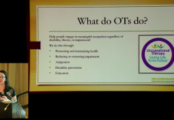 2019 Neuro Connect Summit – Occupational Therapy to Address Fatigue in Chronic Illness