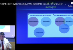 Neurocardiology: Dysautonomia, Orthostatic Intolerance, POTS & Other Disorders