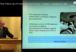 Five Year Follow Up of Craniocervical Fusions