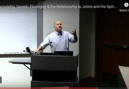 Hypermobility EDS, Connective Tissue Disorders, Genetics, Joints and the Spine