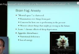 Is Brain Fog Normal?: Walkthrough of a Neuropsychology Evaluation