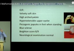 Chiari Malformation, Dysautonomia & the Autonomic System: The Connection