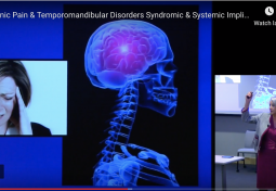 Chronic Pain & Temporomandibular Disorder: Systemic & Syndromic Implications