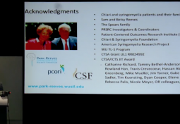 Multicenter Research in Chiari & Syringomyelia: Park-Reeves, the PFD Trial, & Beyond