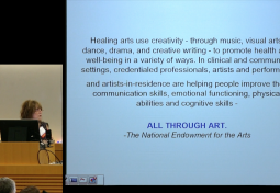 All Through Art: The Healing Arts & Self Expression