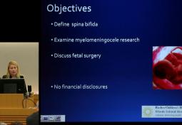 Fetal Intervention in Spina Bifida