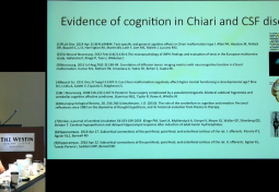 Role of Measuring Cognition & Cognitive Function in Managing Chiari